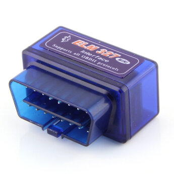 ELM327 Bluetooth версия 1.5