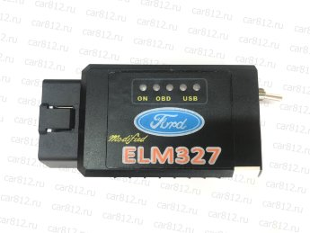 ELM327 Bluetooth HS + MS CAN